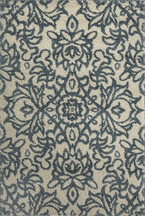 american rug craftsman augusta spokane abyss blue ivory