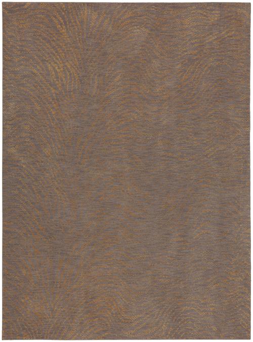 karastan enigma spectral brushed gold smokey gray