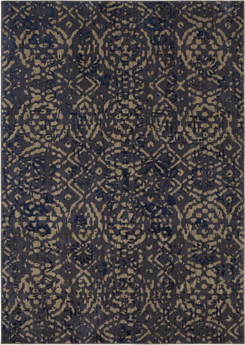 karastan cosmopolitan 91639 block print ink blue by patina vie