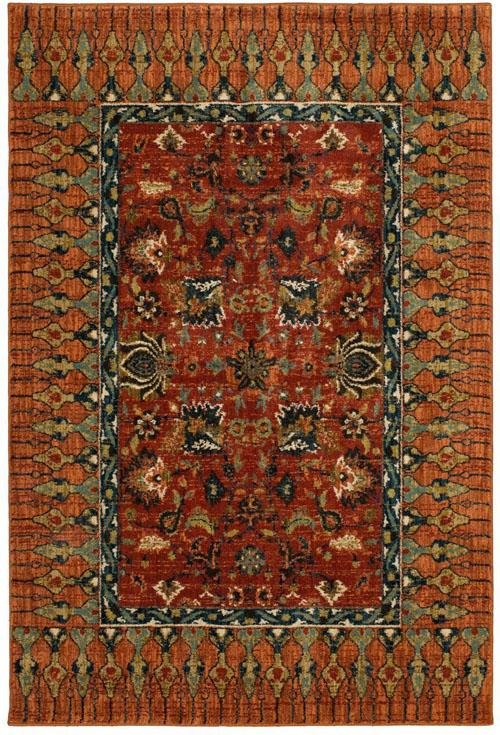 Karastan Spice Market 91661 Bazaar Spice by Patina Vie