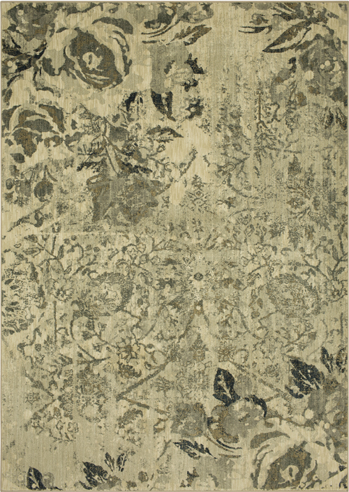 Karastan Natural Cotton Rug Touchstone Le Jardin Willow