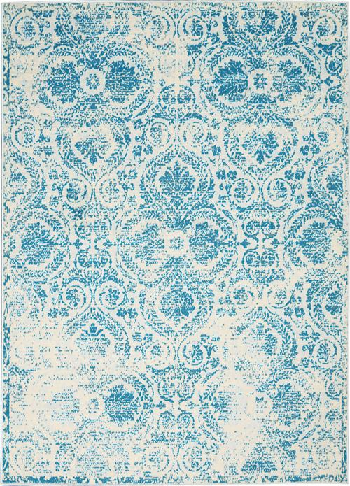 nourison jubilant jub05 blue