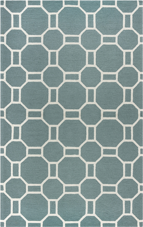 Rizzy Home Gray Outdoor Rug Azzura Hill Ah9668