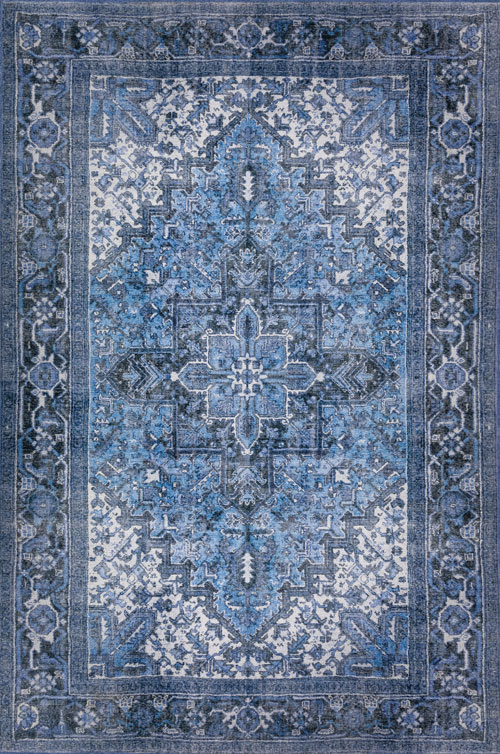 Dalyn Amanti AM3 Cobalt Rug