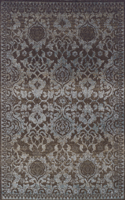 Dalyn Antigua AN8 Chocolate Rug