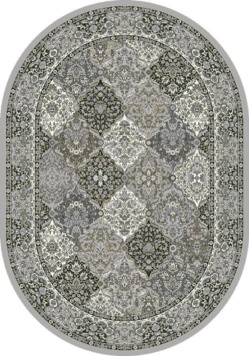 dynamic ancient garden 57008 cream/grey