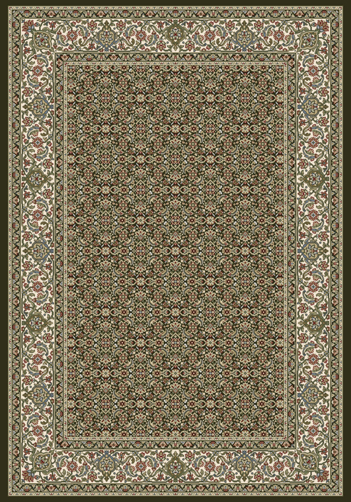 Dynamic ANCIENT GARDEN 57011 BLACK/IVORY Rug