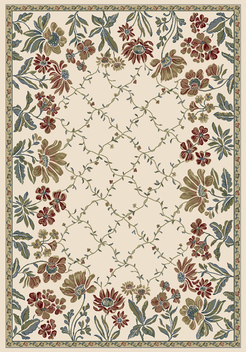 Dynamic ANCIENT GARDEN 57084 IVORY