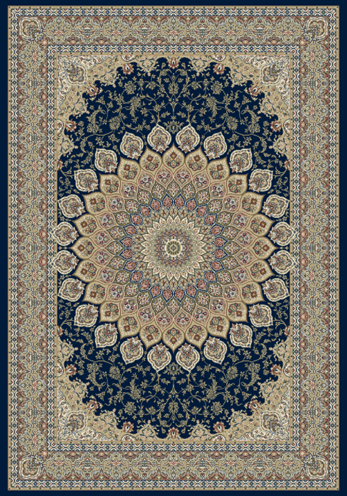 dynamic ancient garden 57090 navy
