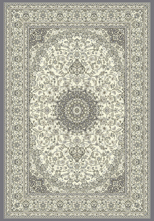 Dynamic ANCIENT GARDEN 57119 CREAM/GREY Rug