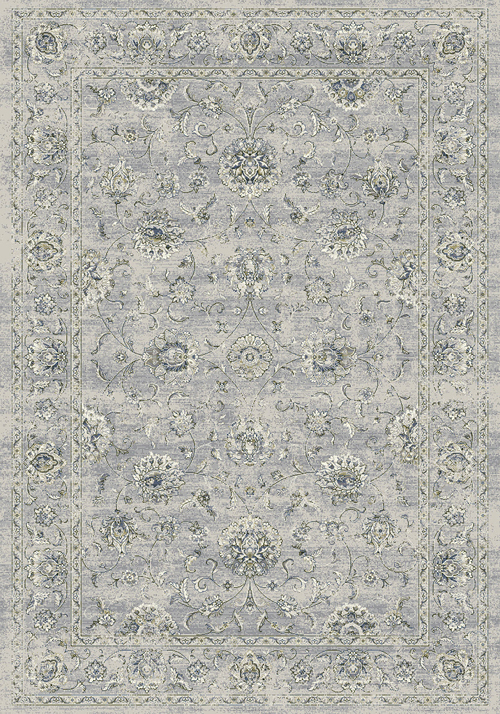 Dynamic ANCIENT GARDEN 57126 SILVER/GREY Rug