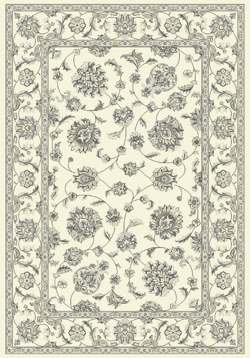 Dynamic ANCIENT GARDEN 57365 CREAM Rug