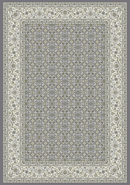 Dynamic ANCIENT GARDEN 57011 GREY/CREAM Rug