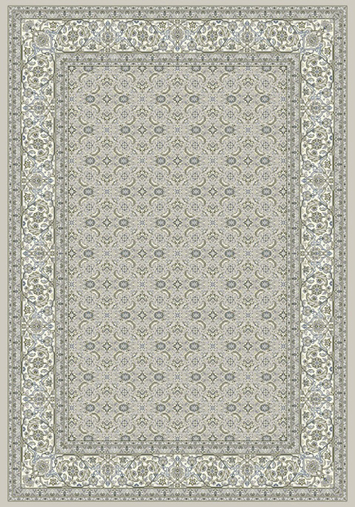 dynamic ancient garden 57011 soft grey/cream