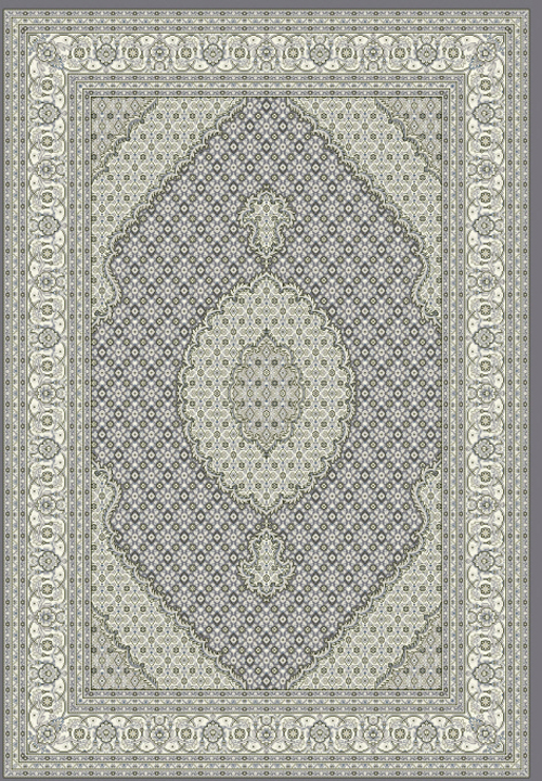 dynamic ancient garden 57204 grey/cream