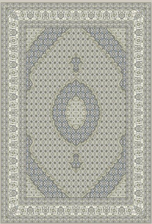 Dynamic ANCIENT GARDEN 57204 SOFT GREY/CREAM Rug