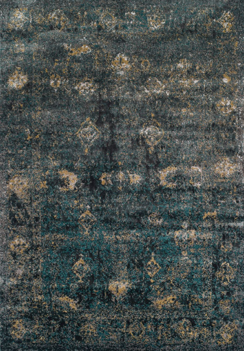 Dalyn Antiquity AQ1 Charcoal Rug