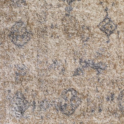 Dalyn Antiquity AQ1 Grey Detail