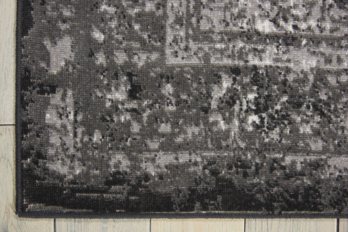 Nourison ARIA AR005 CHARCOAL Detail