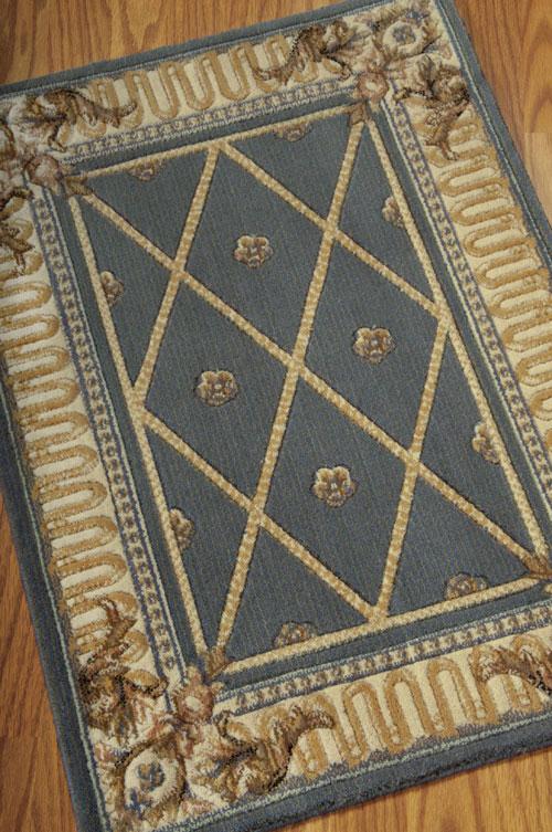 Nourison ASHTON HOUSE AS03 BLUE Detail