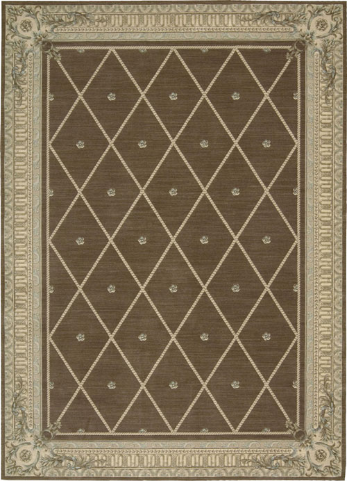 Nourison ASHTON HOUSE AS03 MINK Rug