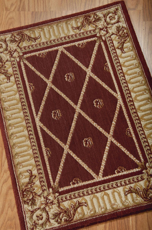Nourison ASHTON HOUSE AS03 SIENNA Detail