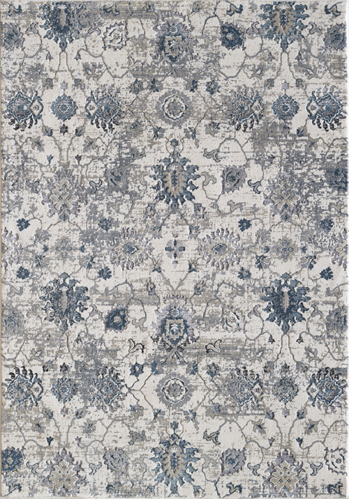 Dynamic ASTORIA 3375 CREAM/BLUE Rug