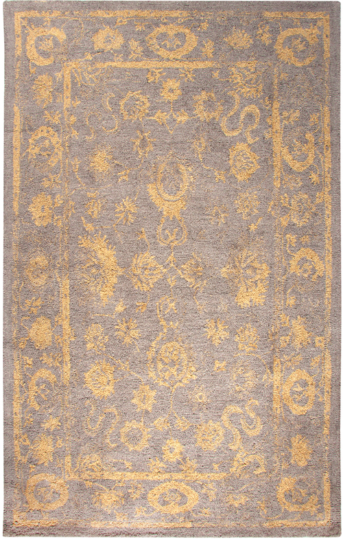 Dynamic AVALON 88800 BROWN/GOLD Rug