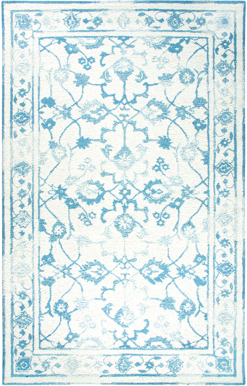 Dynamic AVALON 88802 IVORY/LT BLUE Rug