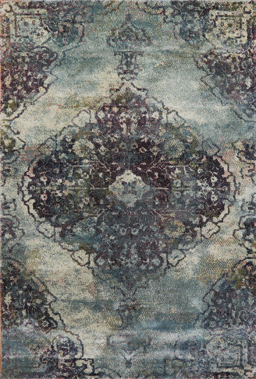 Dynamic BALI 7713 GREEN/BLUE Rug