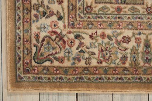 Nourison PERSIAN ARTS BD01 BEIGE Detail