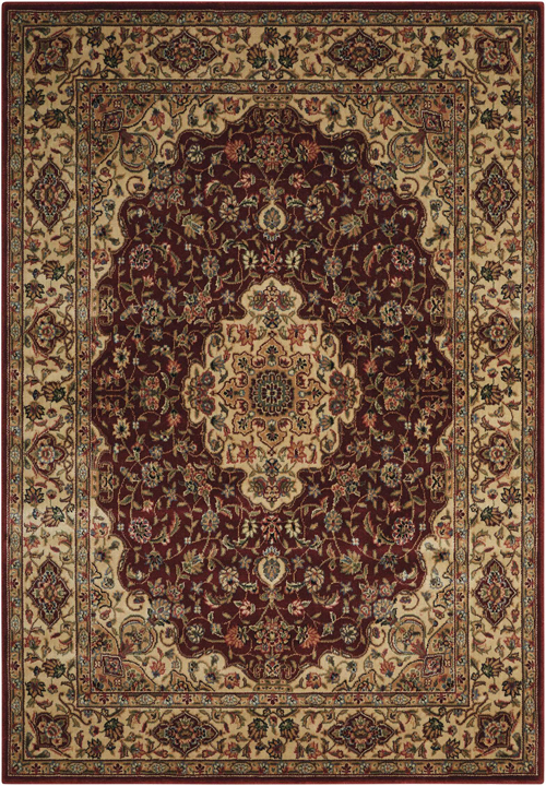 Nourison PERSIAN ARTS BD02 BRICK