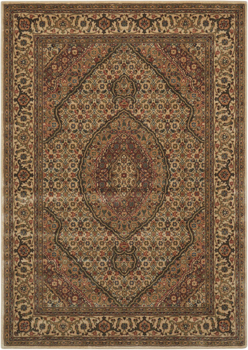 Nourison PERSIAN ARTS BD03 IVORY Rug