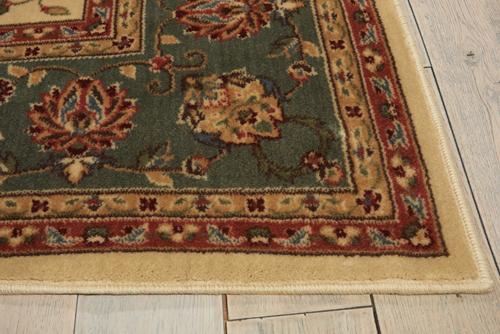 Nourison PERSIAN ARTS BD04 IVORY Detail