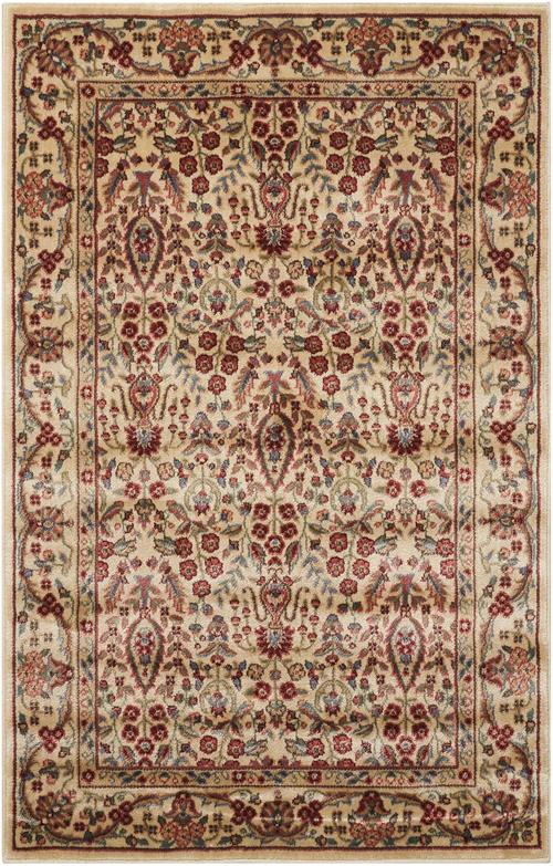 Nourison PERSIAN ARTS BD08 IVORY Rug