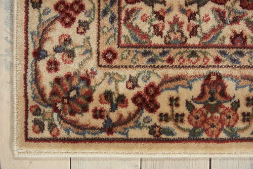 Nourison PERSIAN ARTS BD08 IVORY Detail