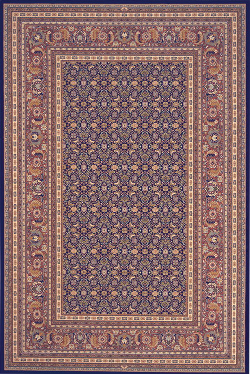 Dynamic BRILLIANT 72240 NAVY Rug