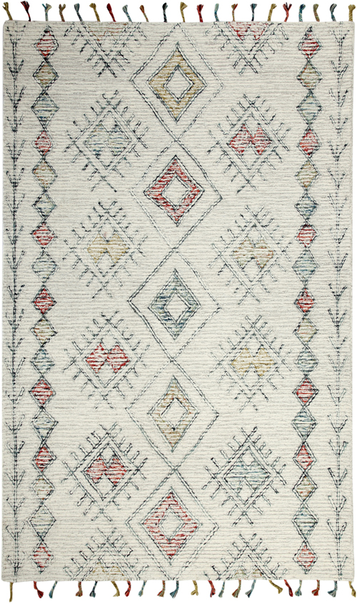 Dynamic CASABLANCA 4870 GREY/MULTI Rug