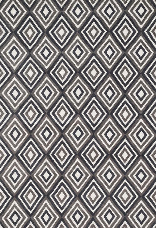 loloi cassidy hcd07 grey/charcoal