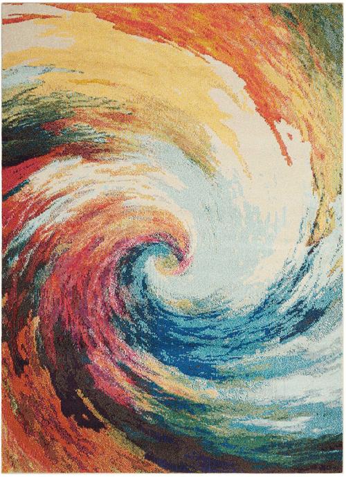 Nourison CELESTIAL CES07 WAVE