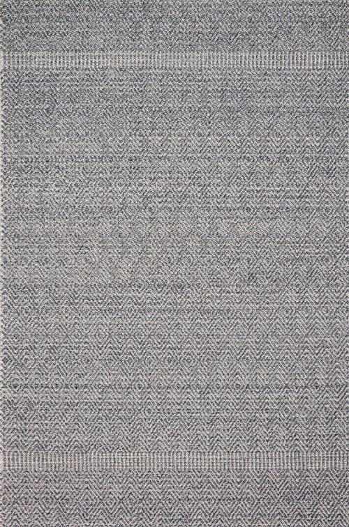 loloi cole col-02 denim / grey