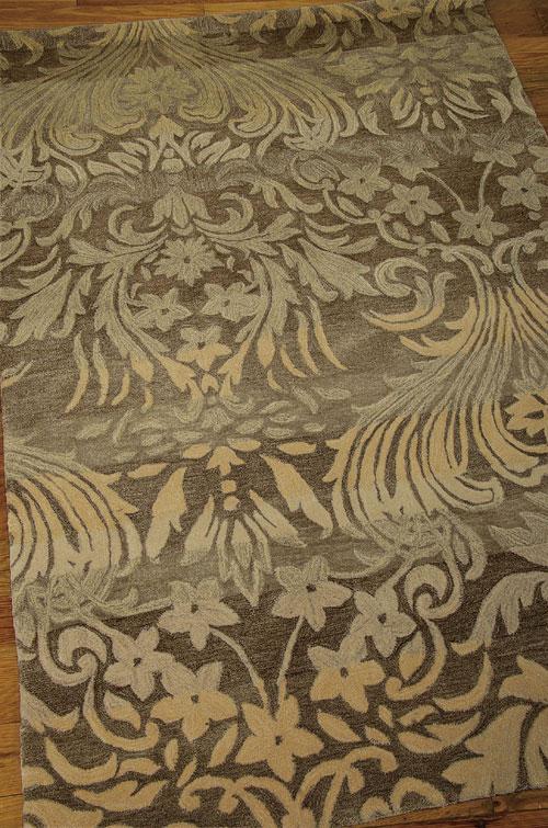 Nourison CONTOUR CON46 LATTE Detail