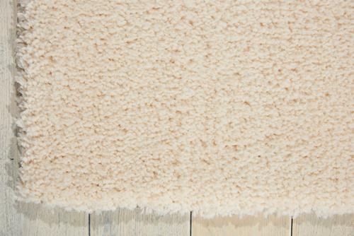 Nourison COZY SHAG COZ01 IVORY Detail