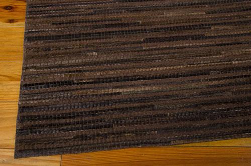 Nourison CAPELLE CPEL1 ESPRESSO Detail