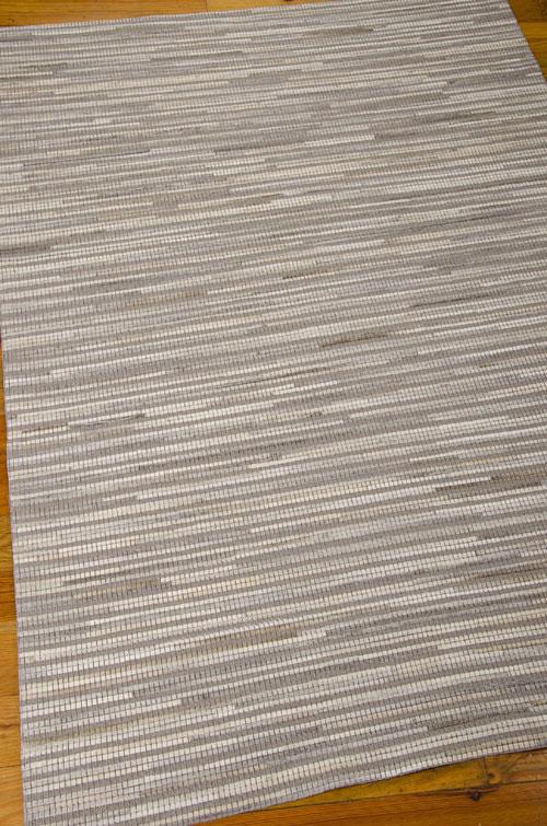 Nourison CAPELLE CPEL1 SILVER Detail