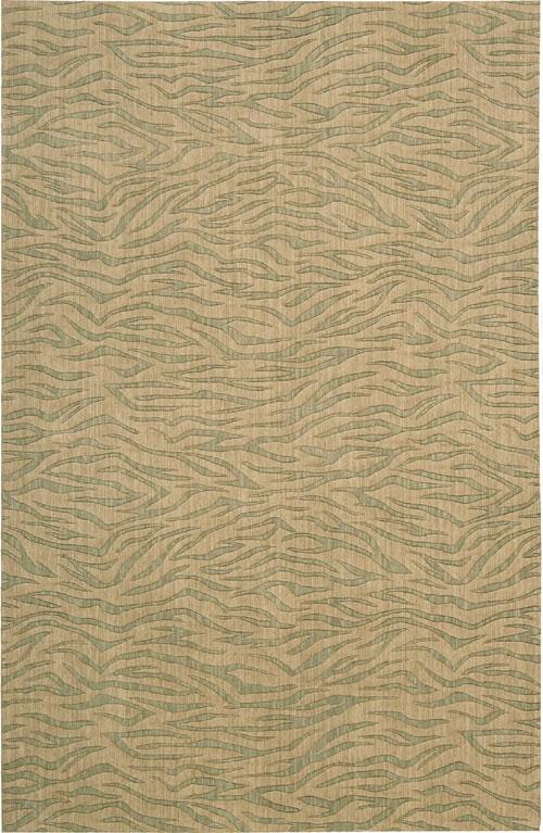 nourison cosmopolitan cs29 beige green