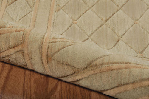Nourison COSMOPOLITAN CS94 PISTACHIO Detail