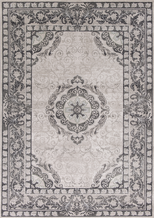 Kas Grey Rug Chandler 4902 Chd490253x77 The Rug Corner