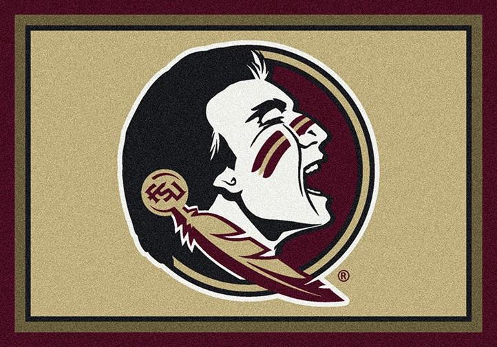 Milliken My Team 01514 Court Rug Florida State College