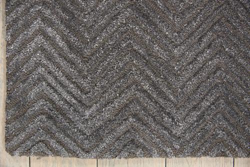 Nourison DECO MOD DEC03 GREY Detail